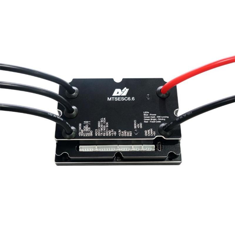 Регулятор скорости Maytech MTSVESC6.6, 200A (на основе VESC® 6)