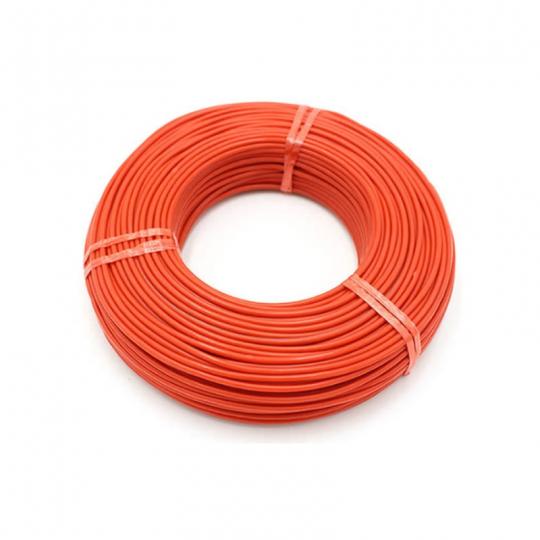 Провод в силиконовой изоляции 11AWG, 1м