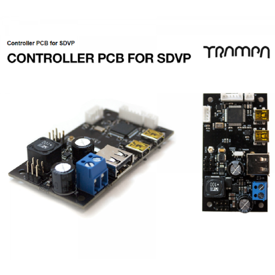 Контроллер PCB для самоходного транспортного средства