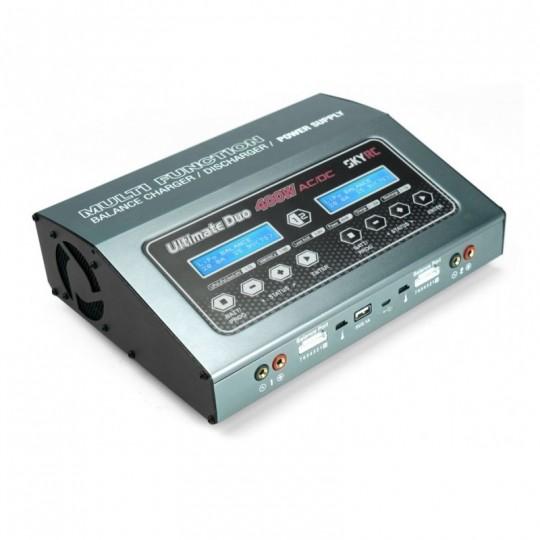 Универсальное зарядное устройство SkyRC D400