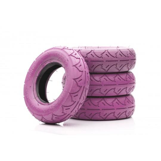 "Комплект покрышек Evolve 7"" (175mm) All Terrain Purple"