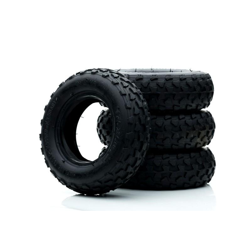 "Комплект покрышек Evolve 7"" (175mm) Off Road Black"