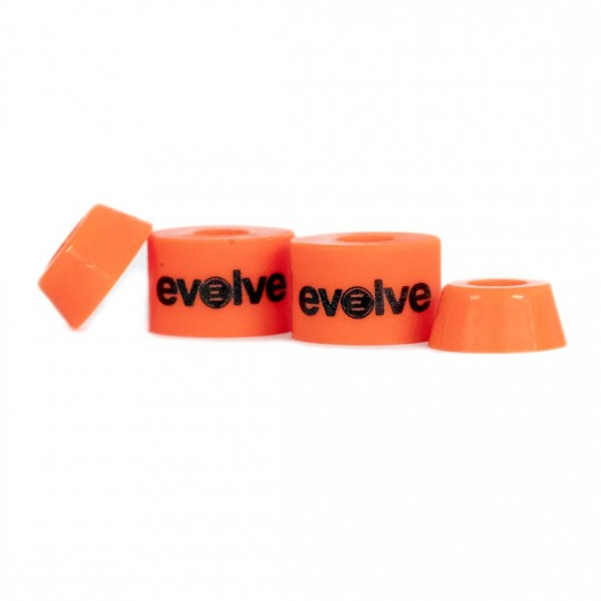 Амортизаторы Evolve Bushings Orange (95A)