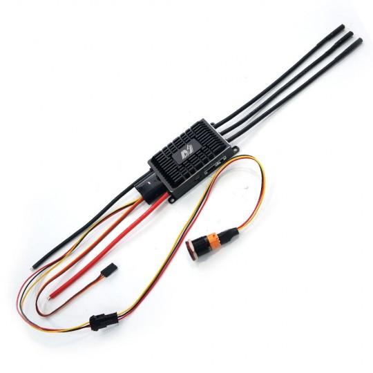 Контроллер скорости Maytech MTVESC100A на базе VESC 4 в алюминиевом корпусе