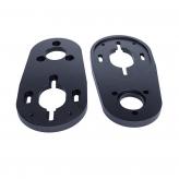 Комплект пластин для крепления моторов к подвеске Motor Mount