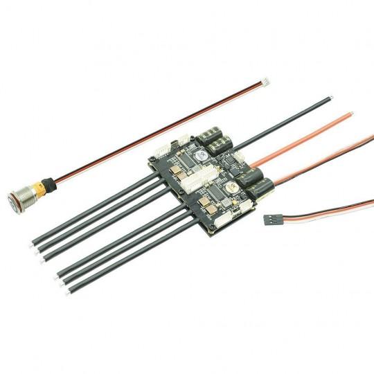 Двойной регулятор скорости FSESC 4.20 Plus (на основе VESC)