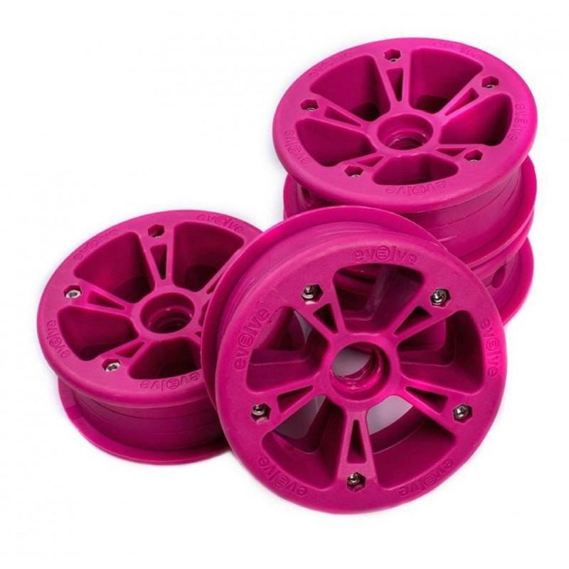 "Колёсные диски Evolve All Terrain 7"" Pink (GT)"