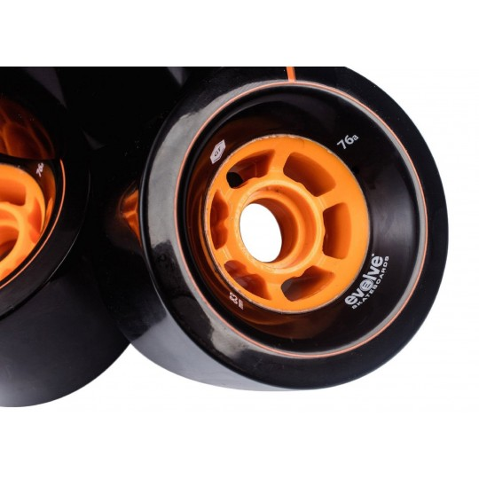 Комплект колёс Evolve GT 83mm Street (76a)