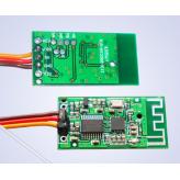 Пульт дистанционного управления 2,4 Ghz, Maytech MTSKR1712 для DIY электрических скейтбордов