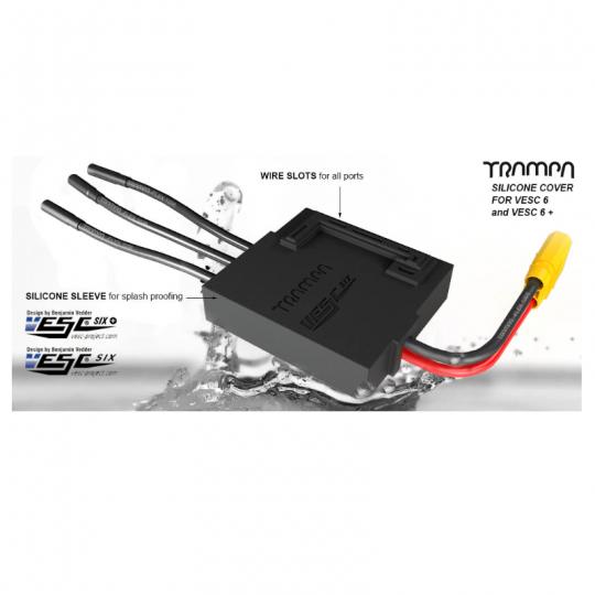 Trampa регулятор скорости VESC 6 MKIII