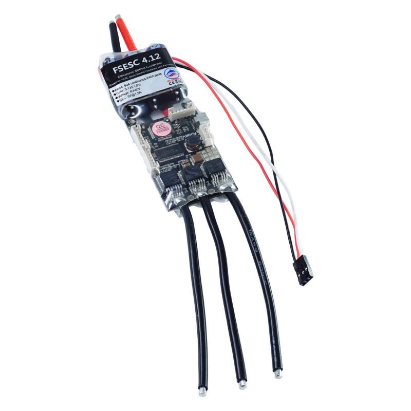 регулятор скорости Flipsky FSESC 4.12, 50A, на основе VESC® 4.12