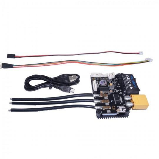 Регулятор скорости Flipsky FSESC 6.6 (на основе VESC® 6)