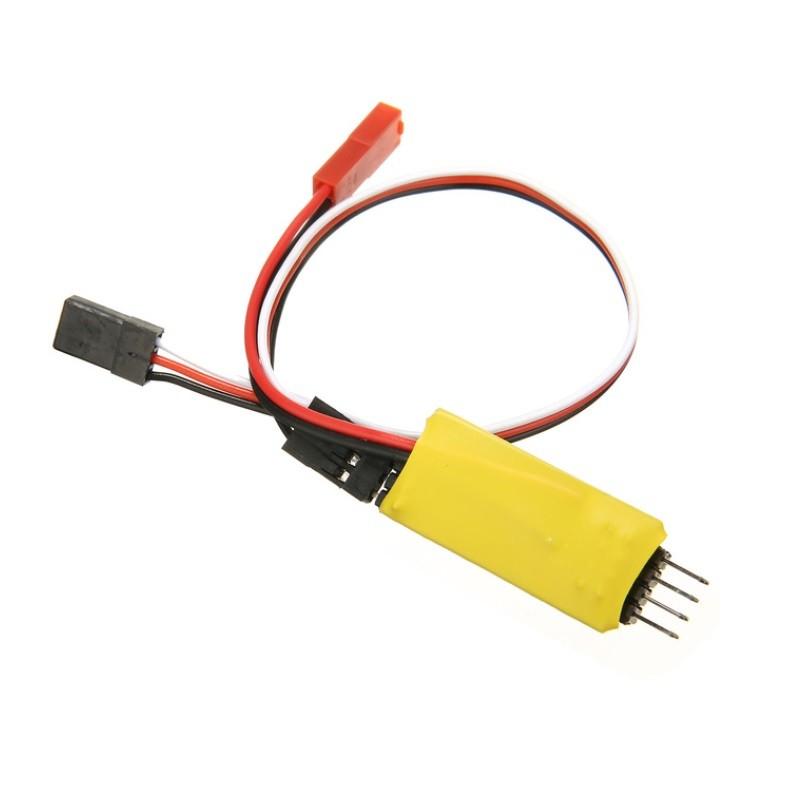 Модуль управления светом 4 канала.