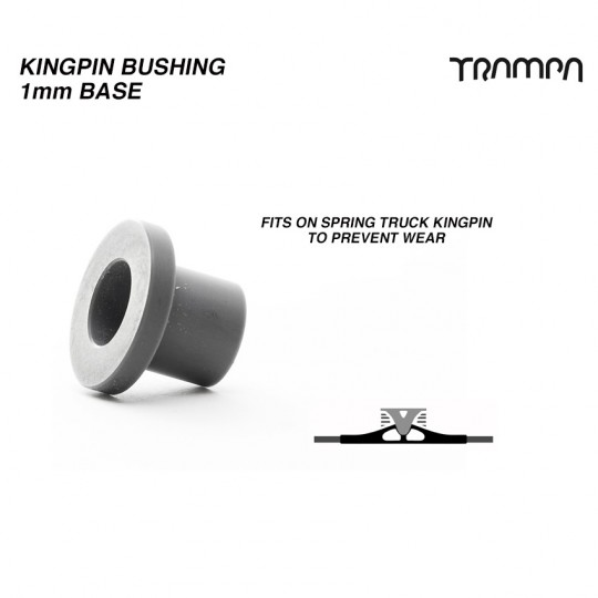 Втулки Kingpin bushings для подвесок Trampa INFINITY VERTIGO & ULTIMATE Spring Truck