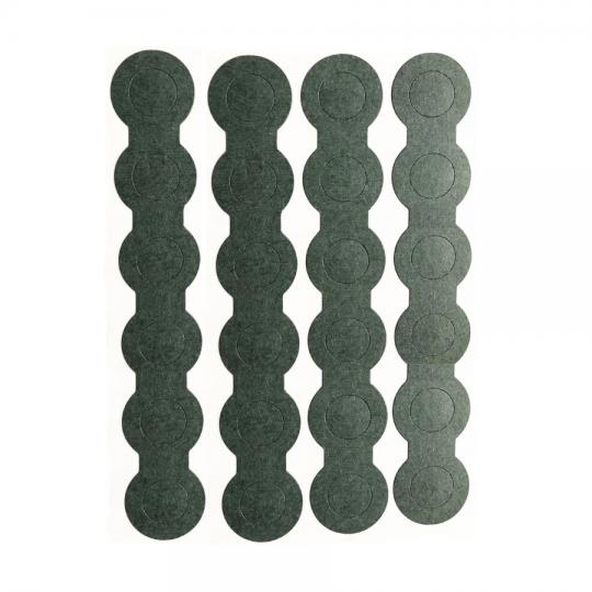 Изоляционная бумага, верх Li-Ion 18650