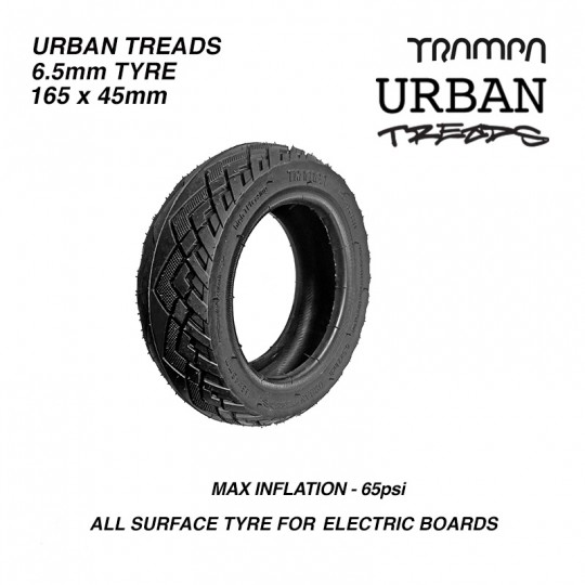 "Комплект покрышек Trampa URBAN Treads 6.5"""