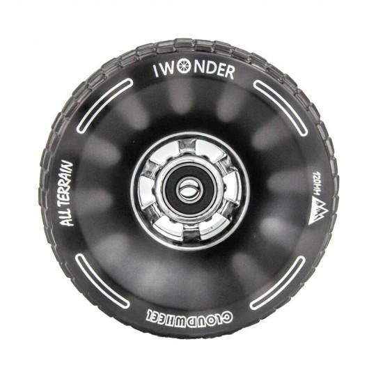 Колеса IWonder Cloudwheel 120мм Urban All Terrain Off Road (Discovery version)