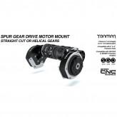 Электро маунтинборд Trampa с приводом SPUR GEAR DRIVE