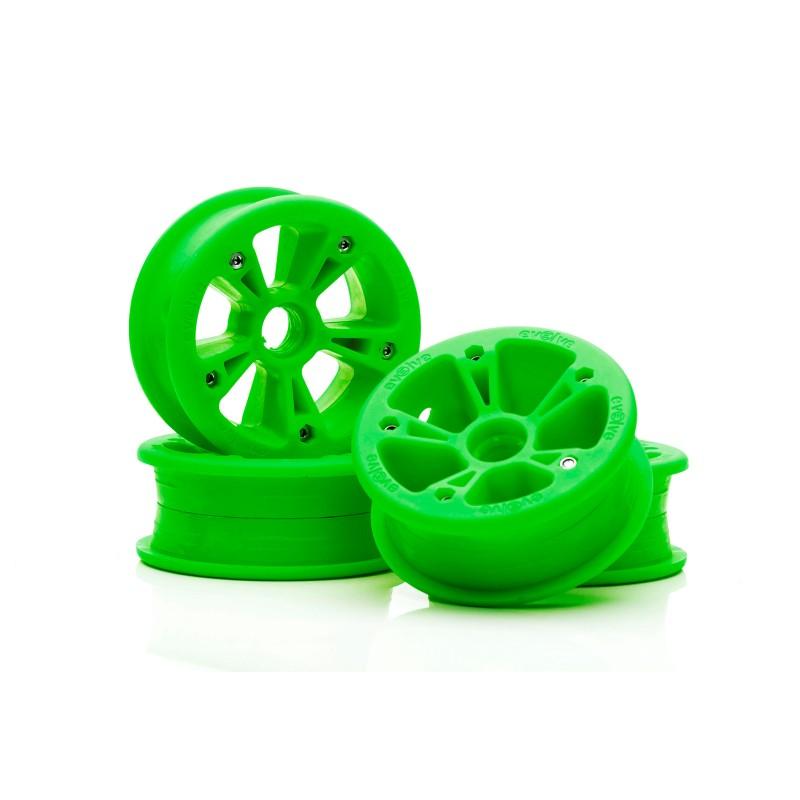"Колёсные диски Evolve All Terrain 7"" Lime Green (GTR/GT)"