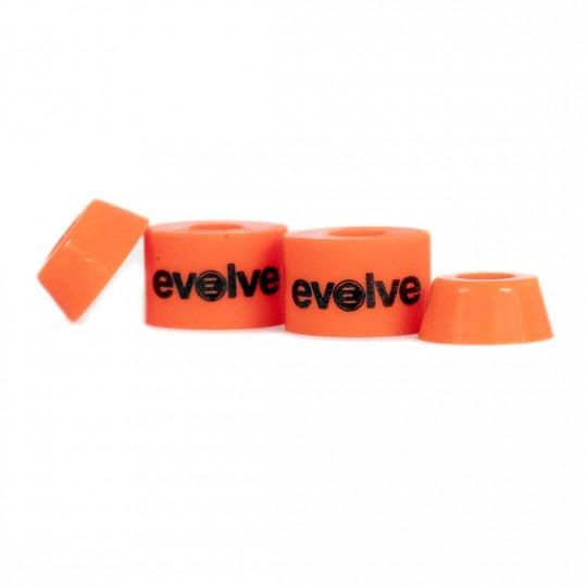 Амортизаторы Evolve Bushings Orange (95A)
