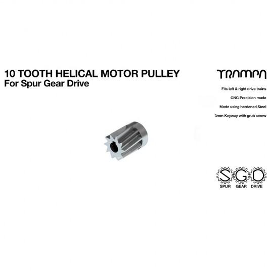 Комплект шестерней привода Trampa SPUR GEAR DRIVE косозубая передача