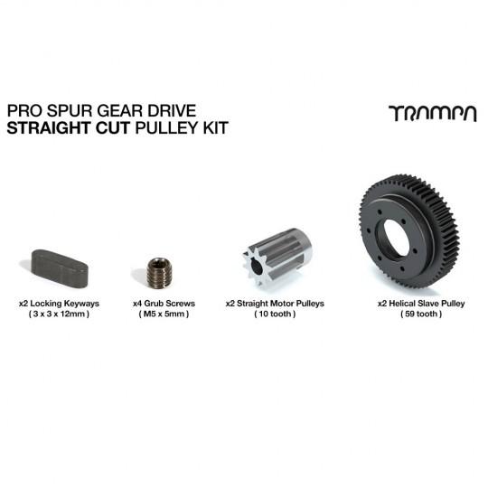 Комплект шестерней привода Trampa SPUR GEAR DRIVE прямая передача
