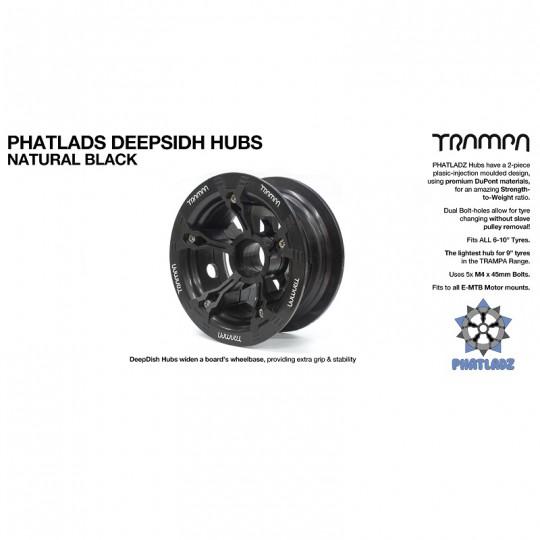 "Комплект 9"" колес Trampa PHATLADS"