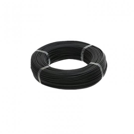 Провод в силиконовой изоляции 12 AWG, 1м