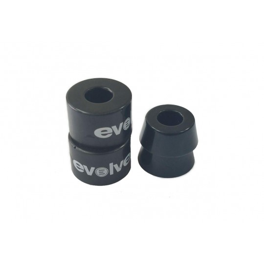 Амортизаторы Evolve Bushings Black (90A)