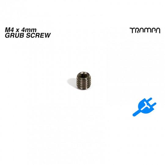 Винт стопорный М4 х 4мм