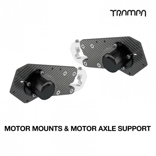 Зубчатый ремень для электроскейта Trampa Strongbelt Premium HTD 400 5M HP 15