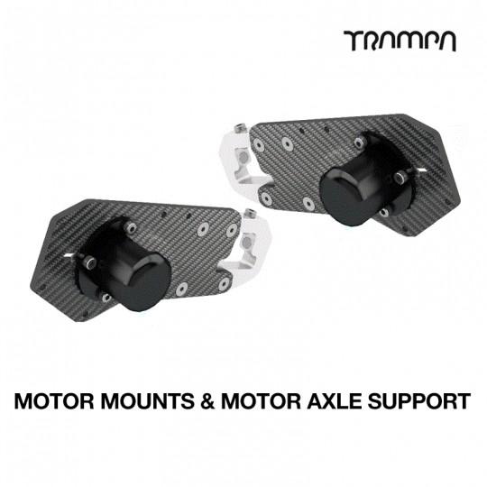Зубчатый ремень для электроскейта Trampa Strongbelt Premium HTD 460 5M HP 15