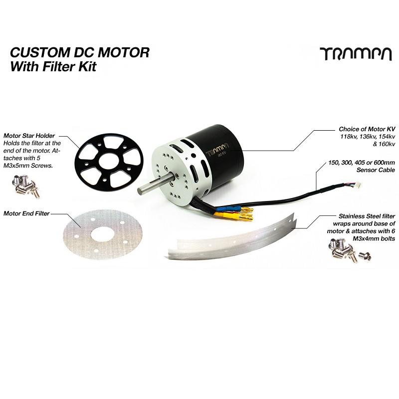 Фильтр для электродвигателя Trampa