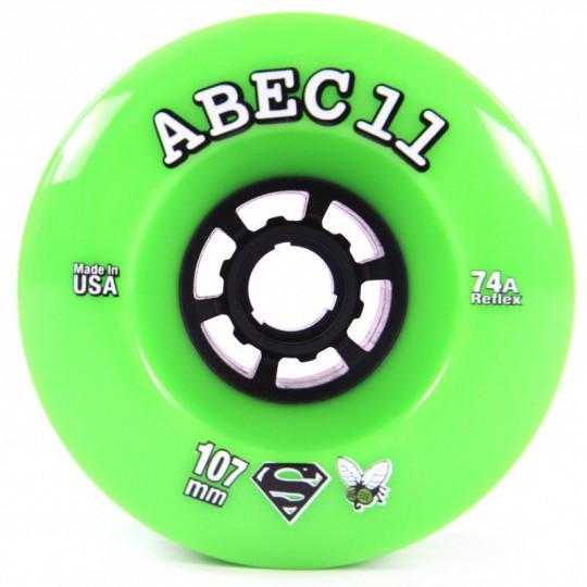 Комплект колёс ABEC11 SUPER FLY 107мм (74А)