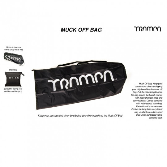 Мешок Trampa MUCK OFF BAG