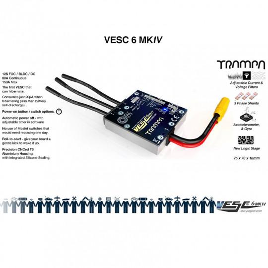 Trampa регулятор скорости VESC 6 MKIV