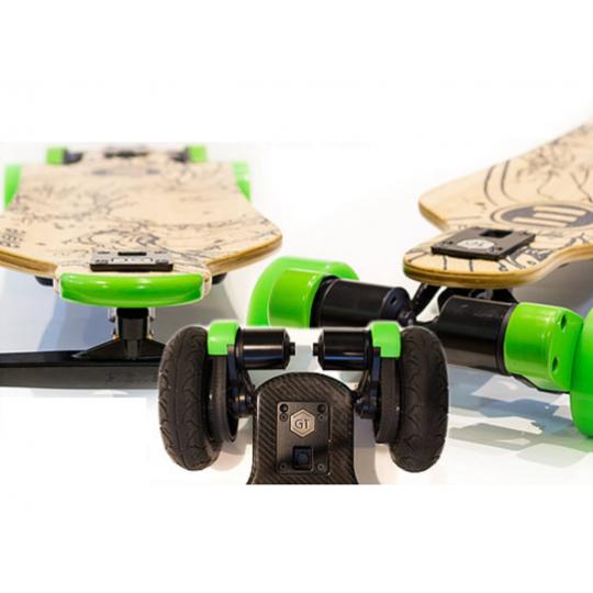 Набор защитных бамперов для электроскейтов Evolve Carbon GT, GTR