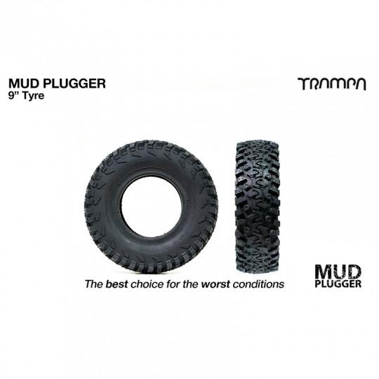 """Комплект покрышек MUD PLUGGER SOFT compound 9"""", 225х65мм"""