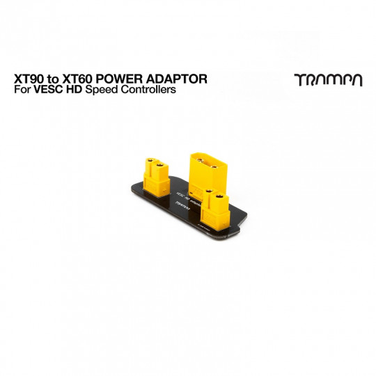 Адаптер питания для VESC Trampa HD-60T TWIN