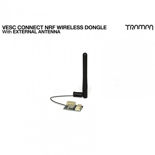 Trampa Bluetooth модуль беспроводной связи с VESC, внешняя антенна