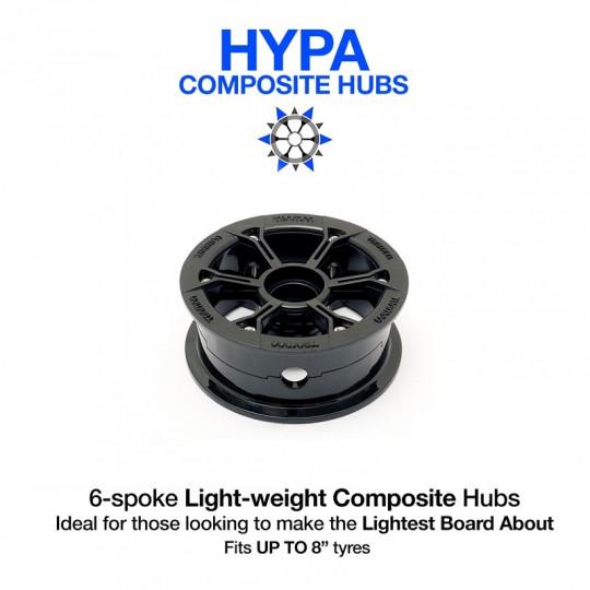 Колесные диски Trampa Hypa HUBS