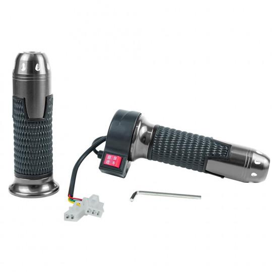 Поворотная ручка акселератора с кабелем для электрического велосипеда/электросамоката/мотоцикла