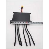 Двойной регулятор скорости Ubox 75V/200A на основе VESC