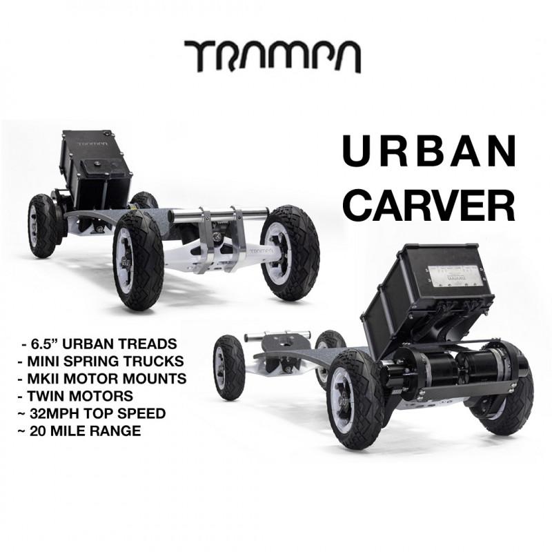 Электроскейт Trampa URBAN Carveboard