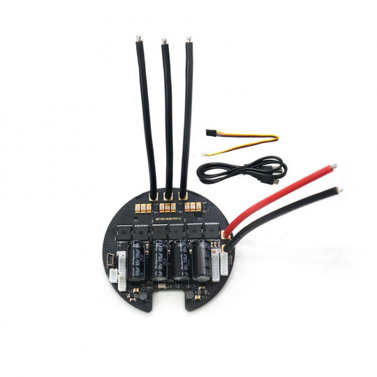 Контроллер, регулятор скорости Maytech MTSVESC7.5R  15-75V, 50-100A на основе VESC 75_300