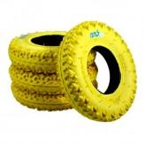 "Комплект покрышек MBS 8"" T3 Yellow (Gen2)"