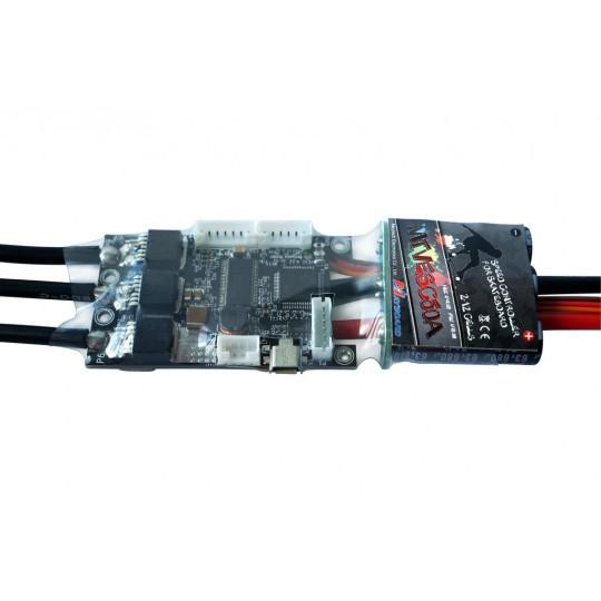 Регулятор скорости Maytech MTVESC50A, V4.12