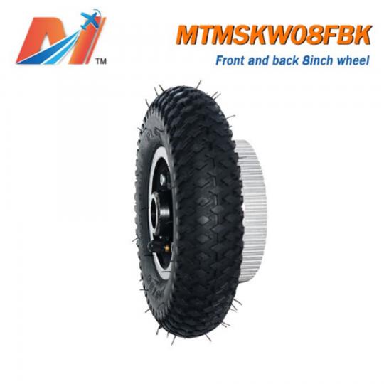 Комплект колес для электро маунтинборда Maytech MTMSKW08FBK