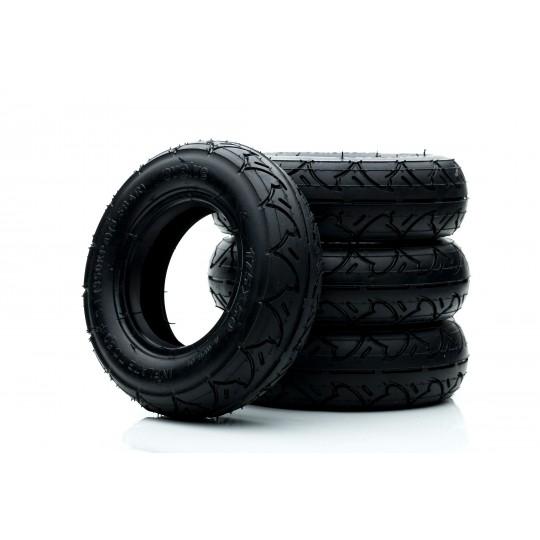 """Комплект покрышек Evolve 7"""" (175mm) All Terrain Black"""