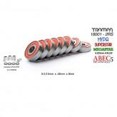 Подшипники Trampa ABEC 5, 9,525х28х8 мм